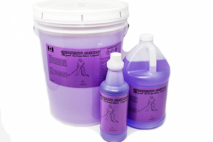 0801 Extraction Cleaner